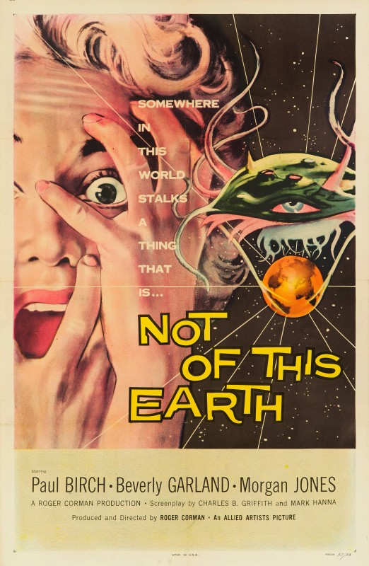 Albert Kallis, Not Of This Earth, 1957