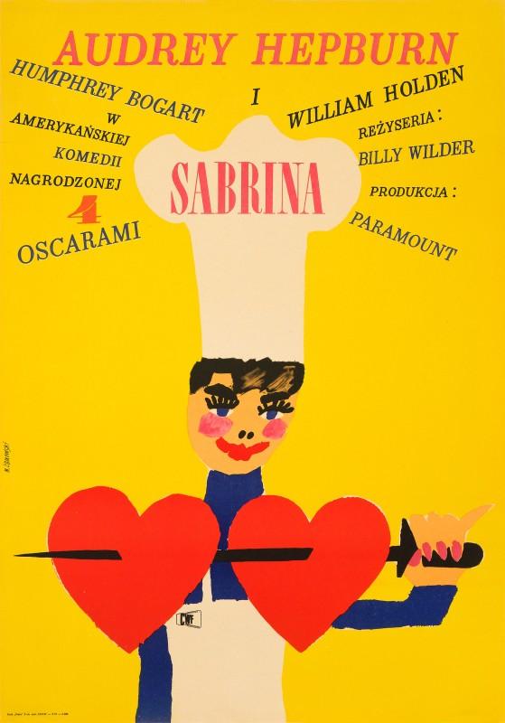 Maciej Zbikowski, Sabrina, 1967