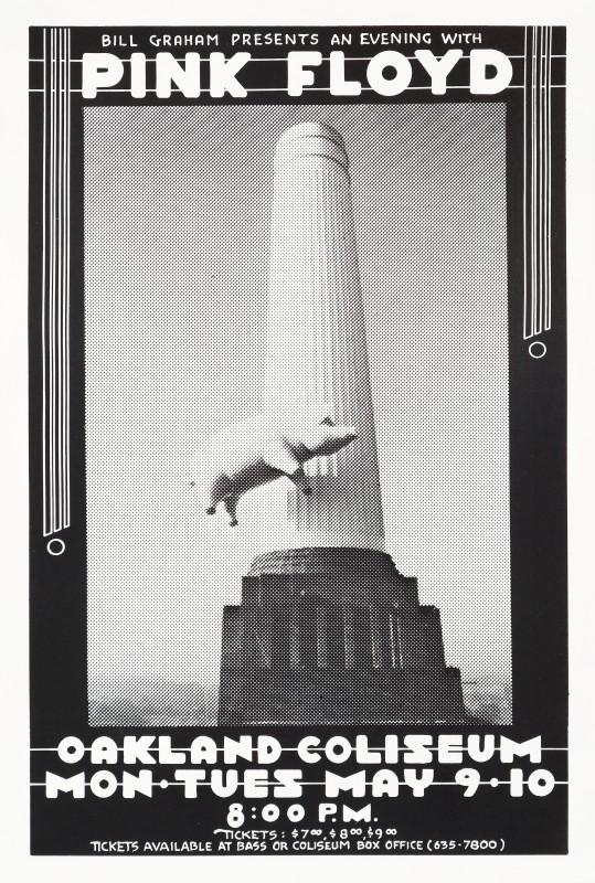 Randy Tuten, Pink Floyd, 1977