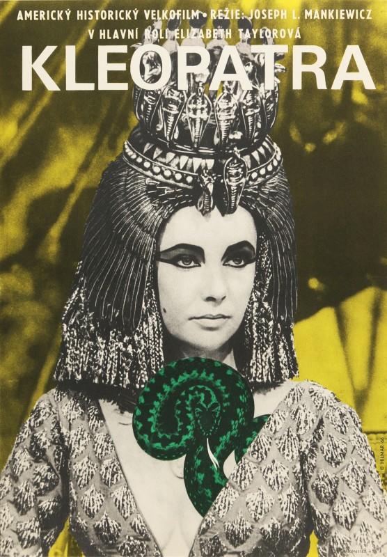 Jiri Hilmar, Cleopatra, 1966