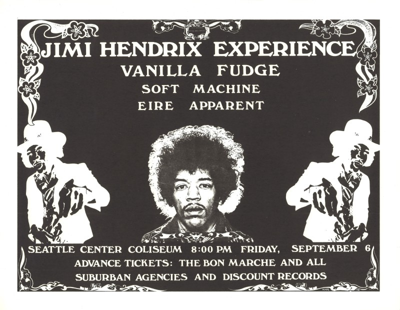 Saulius Pempe, Jimi Hendrix, 1968