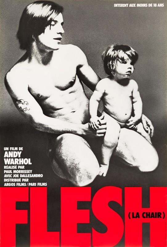 Francesco Scavullo, Andy Warhol's Flesh, 1968