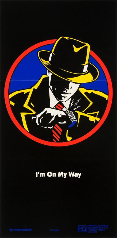 Johnny Kwan, Dick Tracy, 1990