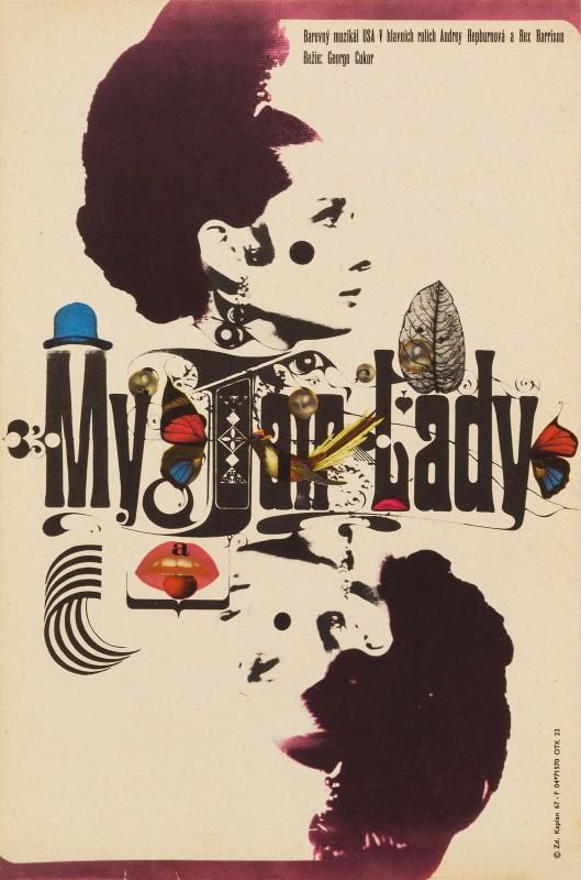 Zdeněk Kaplan, My Fair Lady, 1967