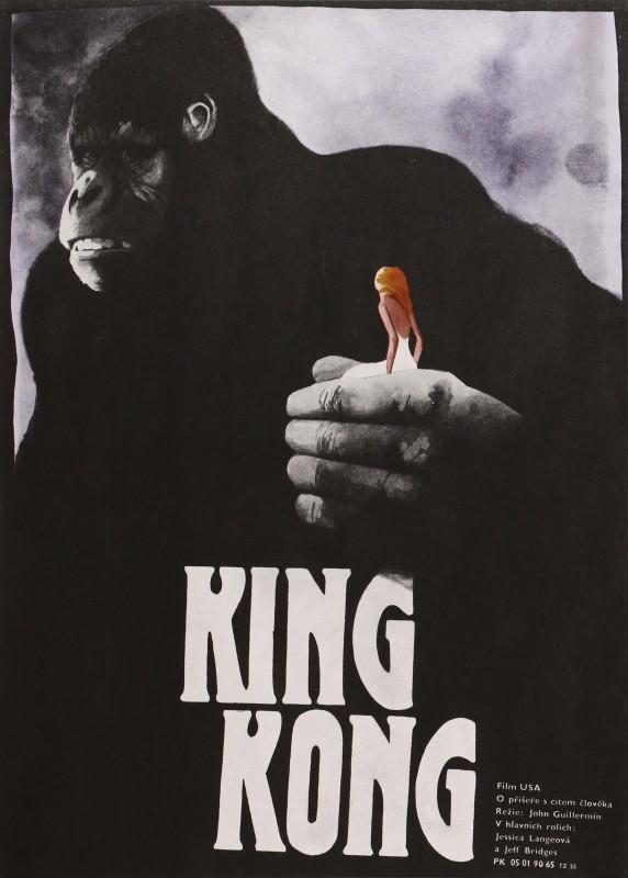 Zdeněk Vlach, King Kong, 1989