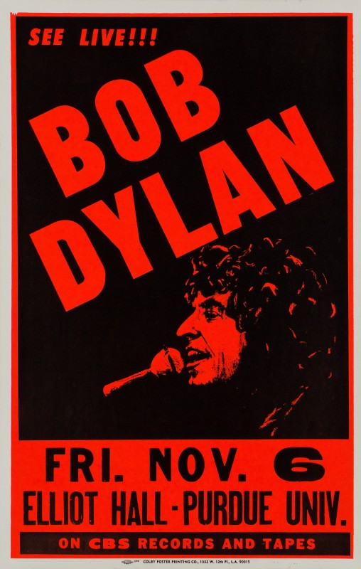 Bob Dylan, 1981