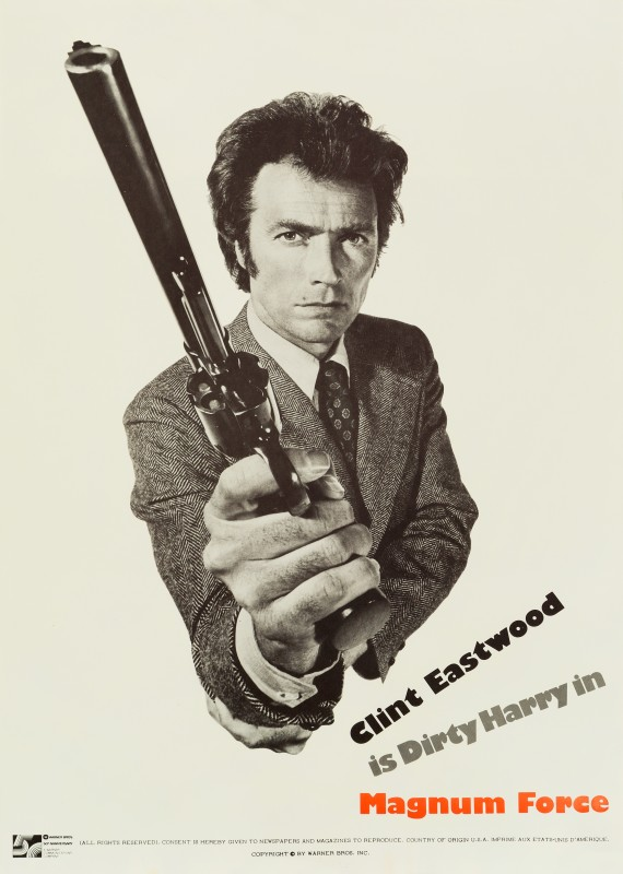Bill Gold, Magnum Force, 1973