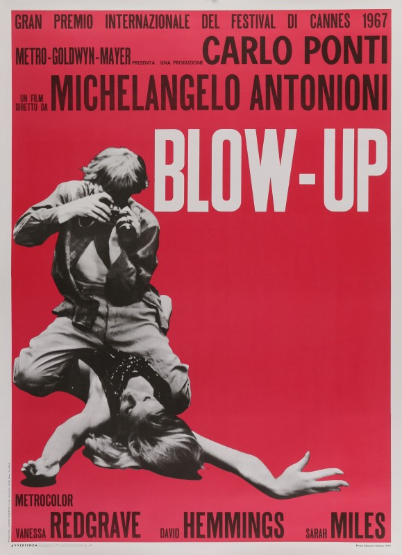 Blow-Up, 1970s Re-release