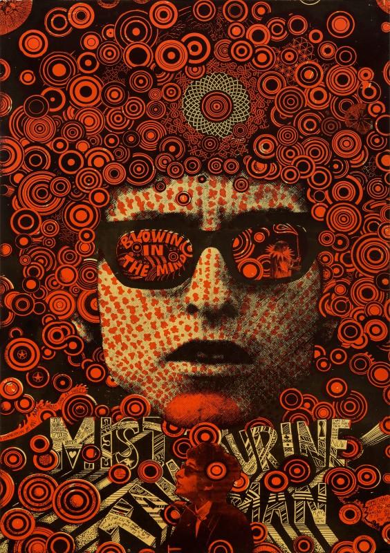 Martin Sharp, Bob Dylan, 1967