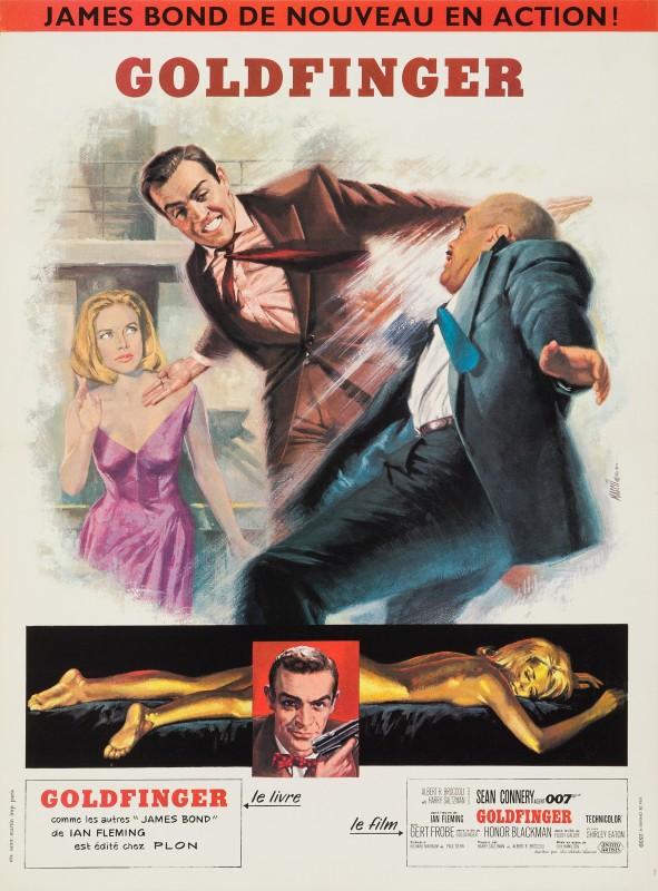 Jean Mascii, Goldfinger, 1965