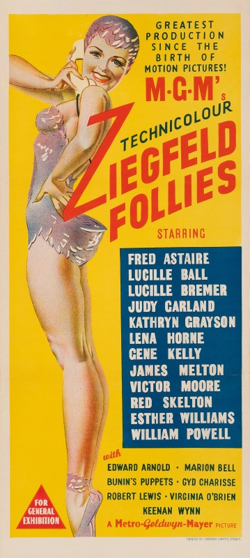 Ziegfeld Follies, 1945