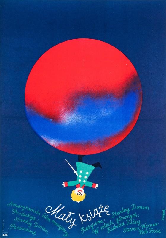 Jerzy Flisak, The Little Prince, 1977