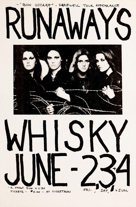 The Runaways, 1978