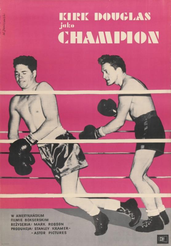 Wladyslaw Janiszewski, Champion, 1961