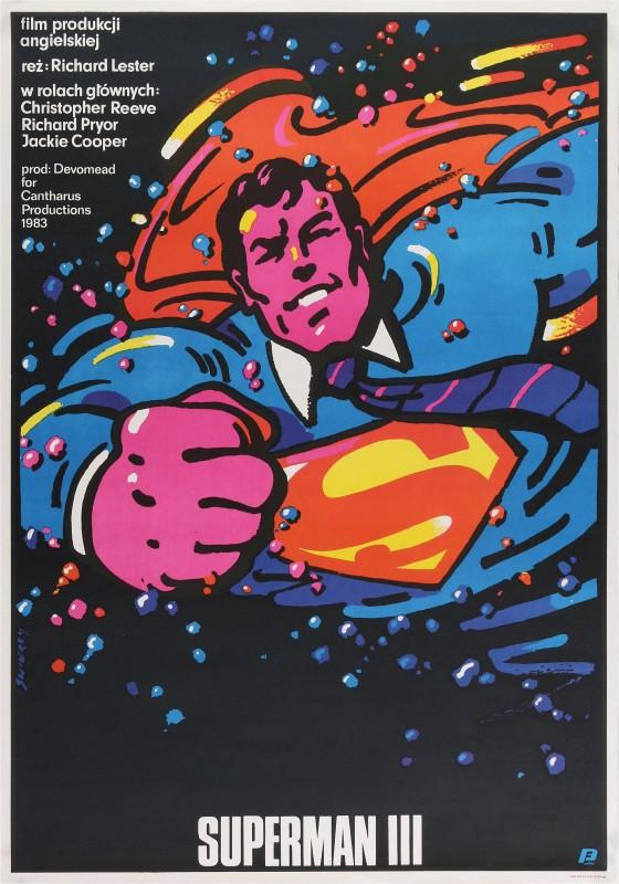 Waldemar Swierzy, Superman III, 1983