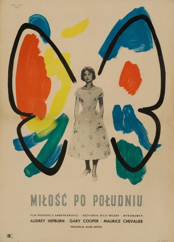 Wojciech Fangor, Love in the Afternoon, 1959