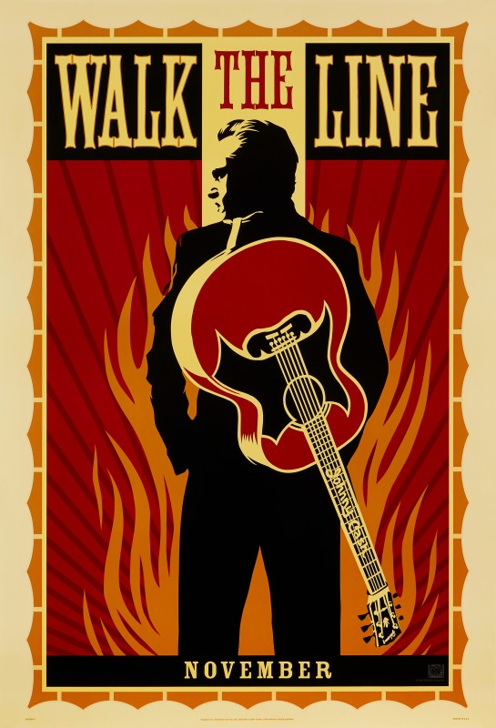 Shepard Fairey, Walk The Line, 2005