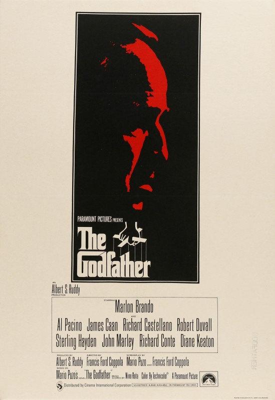 S. Neil Fujita, The Godfather, 1972