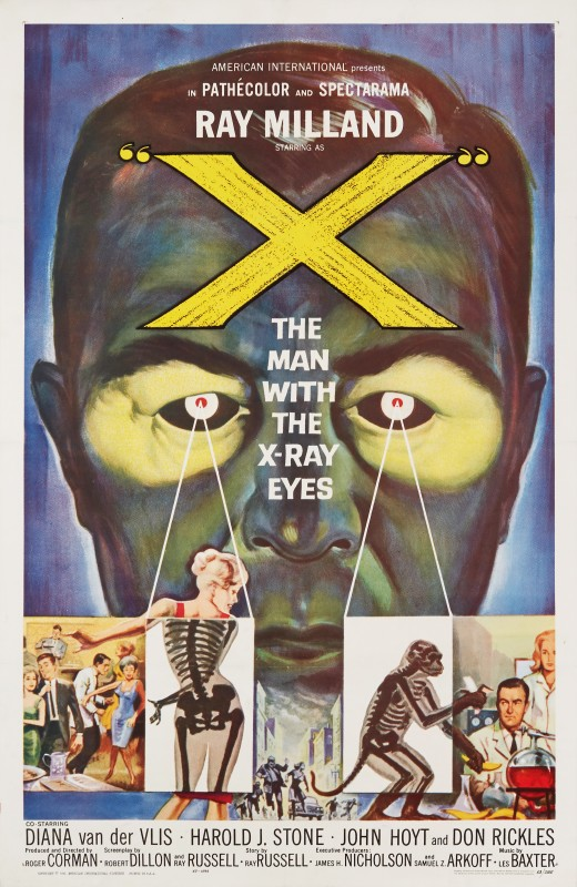 Reynold Brown, X: The Man With The X-Ray Eyes, 1963