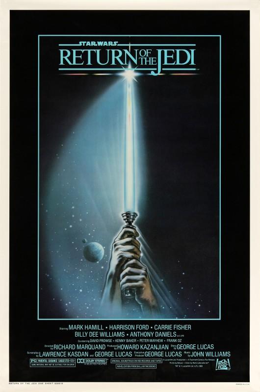 Tim Reamer, Star Wars: Return of the Jedi, 1983