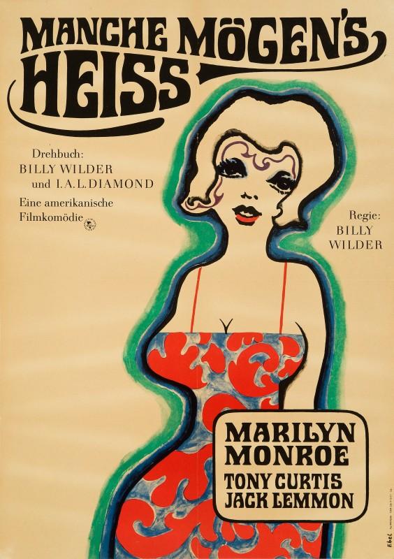 Heinz Ebel, Some Like It Hot, 1968