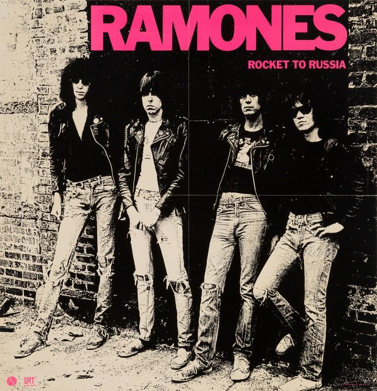 The Ramones, 1977