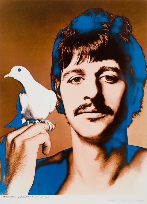Richard Avedon, Ringo Starr, 1967