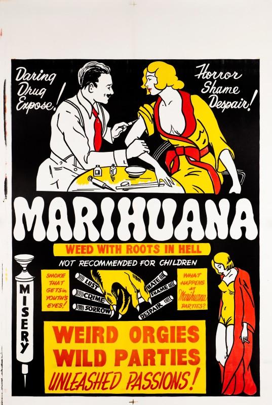 Marihuana, 1930s