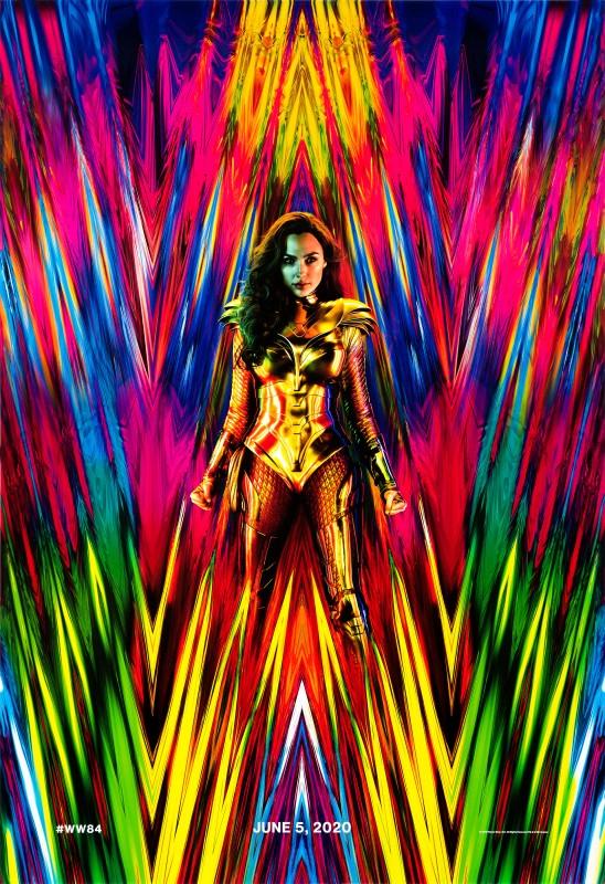 Wonder Woman 1984, 2020