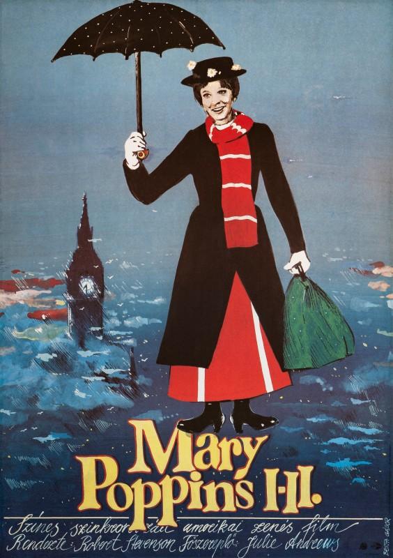 Berta Gábor, Mary Poppins, 1986