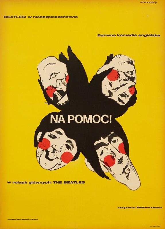 Eryk Lipiński, Help!, 1967
