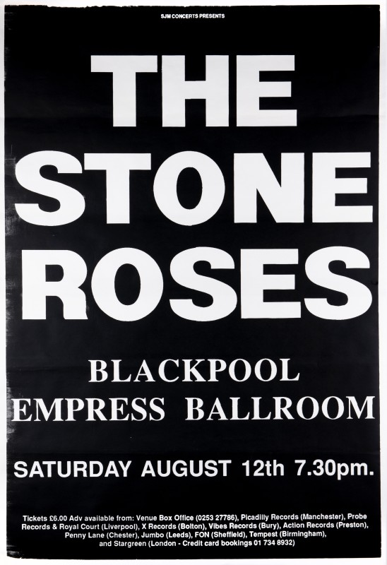 The Stone Roses, 1989