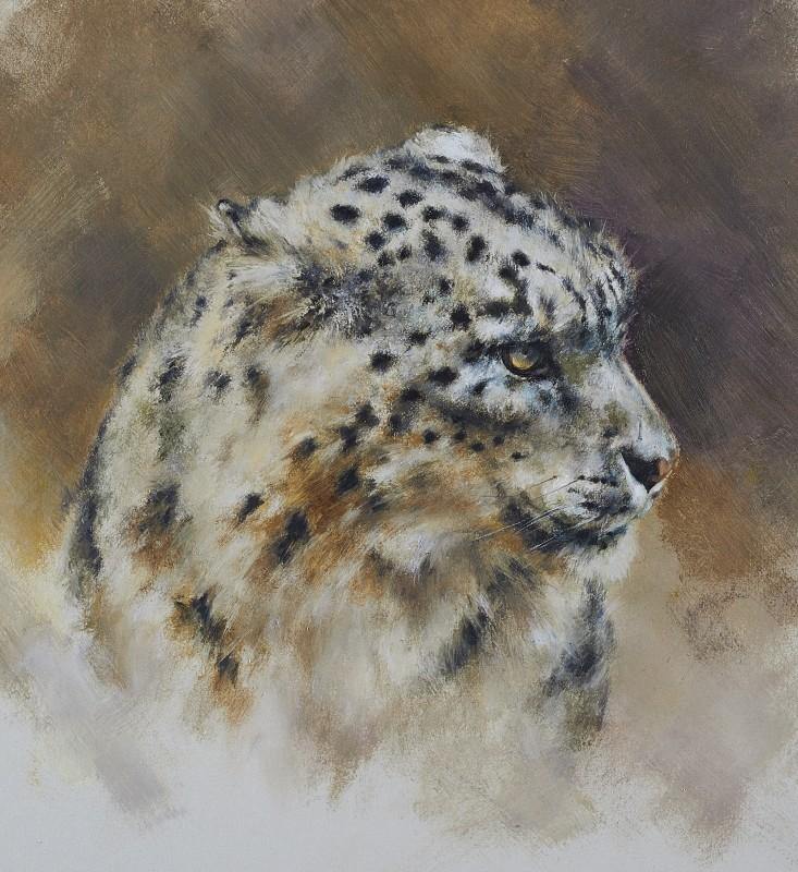 Mandy Shepherd , Snow Leopard