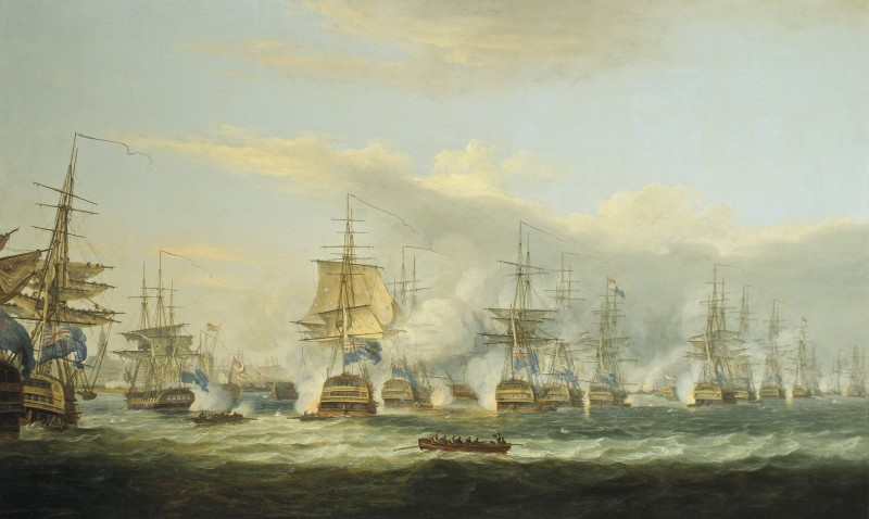 The Battle of Copenhagen