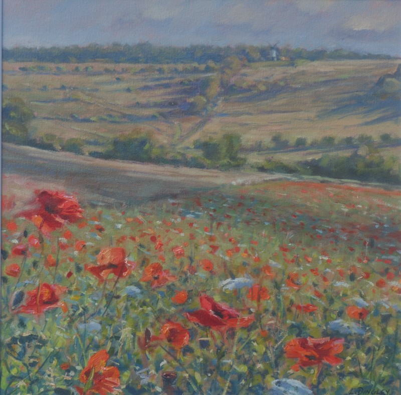 Morning Poppies, Turville
