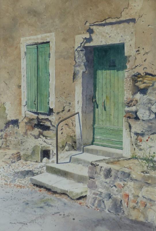Heat of the day, Villeneuve Les Avignon