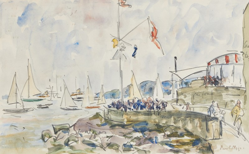 The Royal Yacht Squadron, Cowes, Isle of Wight
