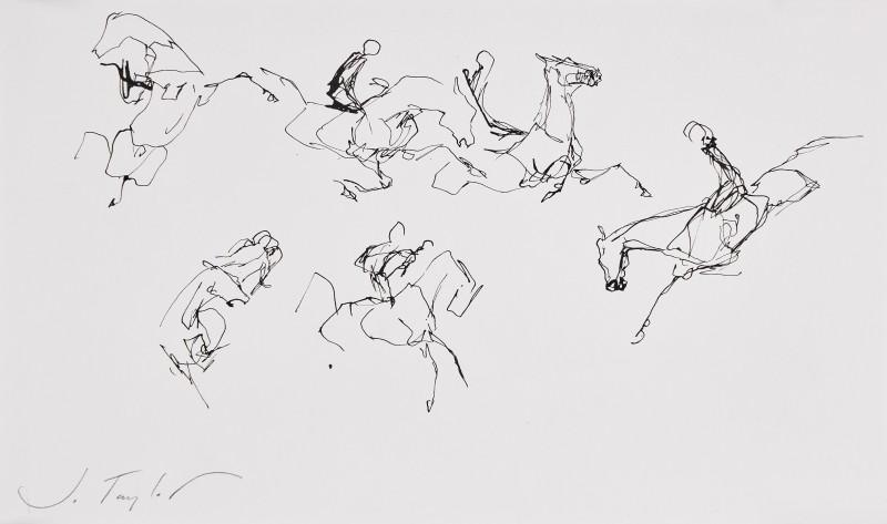 Horse chaos
