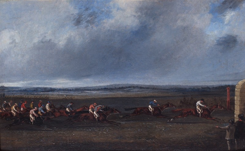 The Cesarewitch Stakes, 1848