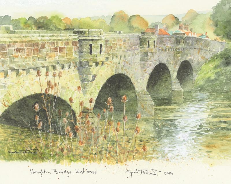 Gordon Rushmer , Houghton Bridge