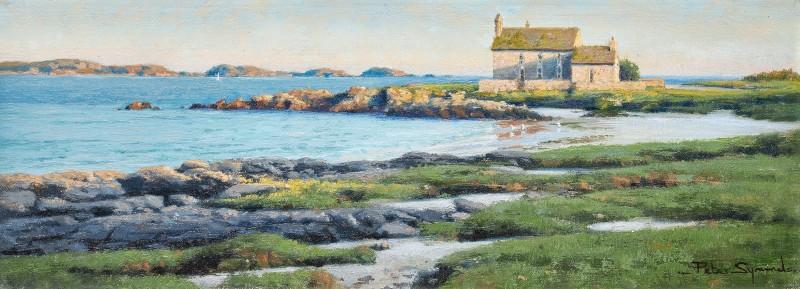 Peter Symonds , Days End, Iona, West Scotland