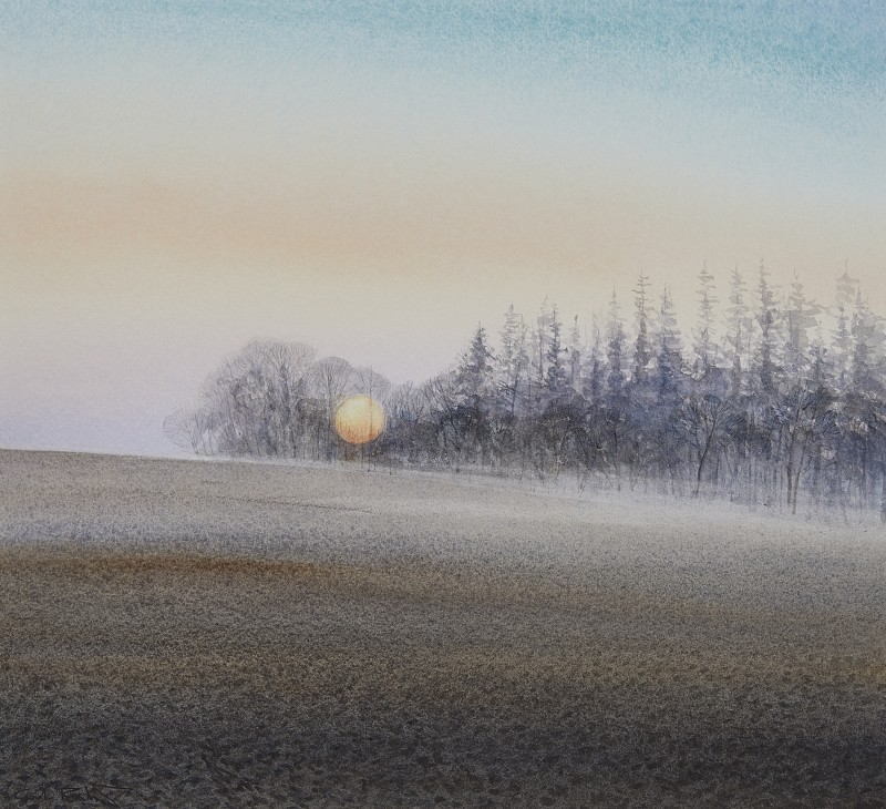 Sunrise, Forest Mere