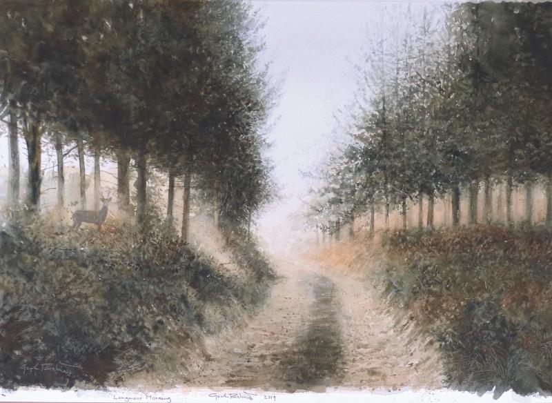 Gordon Rushmer , Longmoor Morning