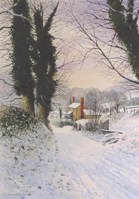 Gordon Rushmer , Huckers Lane, Selborne