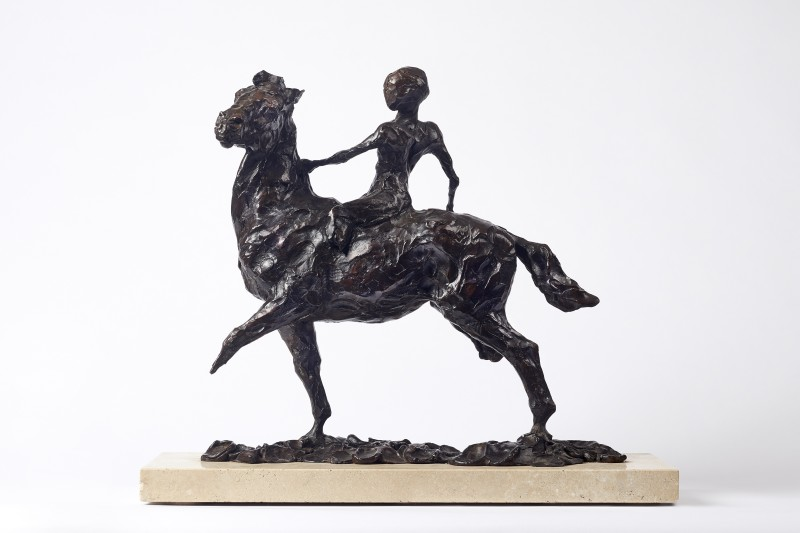 Marcus Hodge , Horse and rider