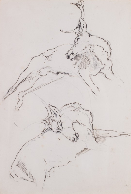William Woodhouse , Double-sided Stalking study II
