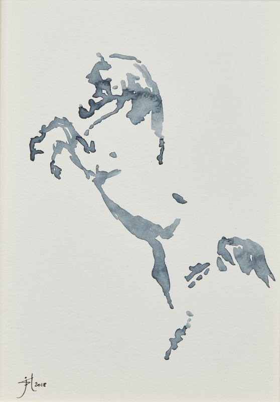 Jeremy Houghton , Stallion Sketch