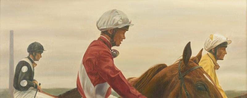 Alan Brassington , Jockeys returning