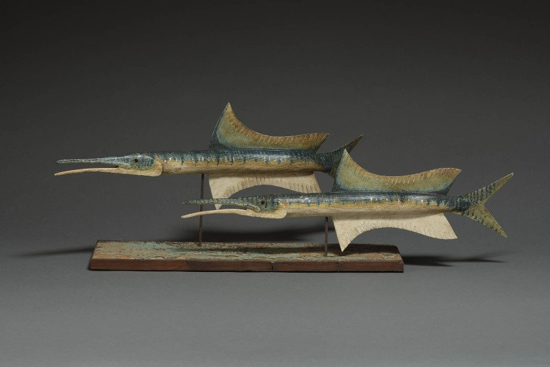 Pair of Garfish