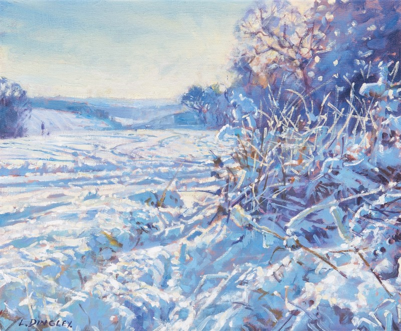 Laurence Dingley , Winter sun